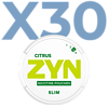 Zyn Citrus Slim Strong Valuepack - 30 Cans