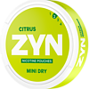 Zyn Citrus Mini Light