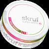 Skruf Super White Red Rhuby #3 Slim Strong