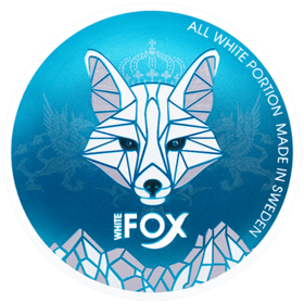 White Fox Mint Slim Extra Strong