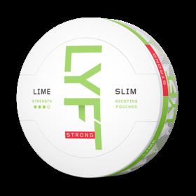 Lyft Lime Slim Strong