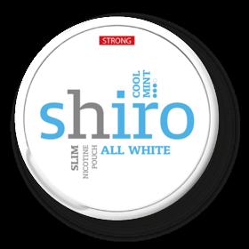 Shiro Cool Mint Slim Strong