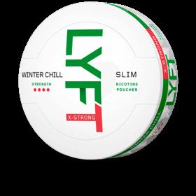 Lyft Winter Chill Slim Strong