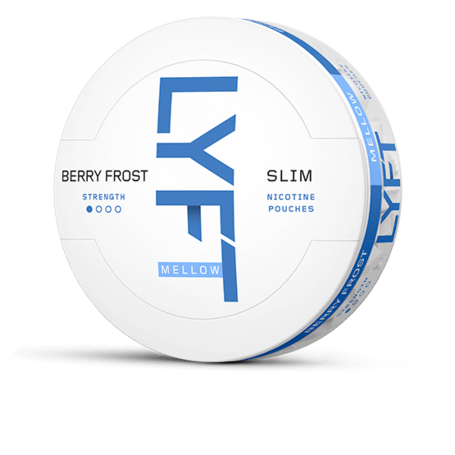 Lyft Berry Frost Mellow Slim Normal