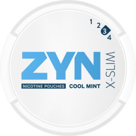 ZYN X-Slim Cool Mint Extra Slim Strong