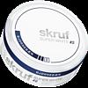 Skruf Super White Blackberry #2 Slim Normal