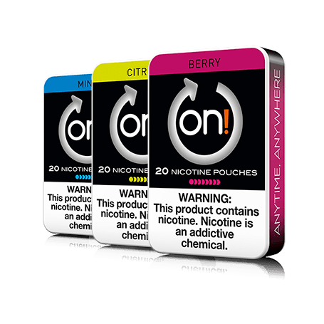 On! Mixpack Nicotine Pouches