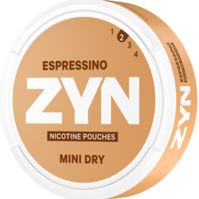 Zyn Espressino Mini Dry Normal