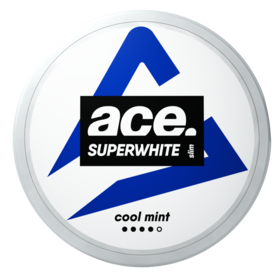 Ace Superwhite Cool Mint Slim Normal