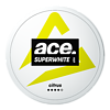Ace Superwhite Citrus Slim Strong