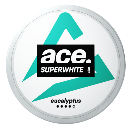 Ace Superwhite Eucalyptus Slim Normal