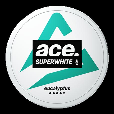 Ace Superwhite Eucalyptus Slim Strong