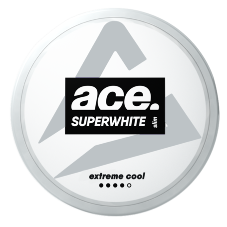 Ace Superwhite Extreme Cool Slim Normal