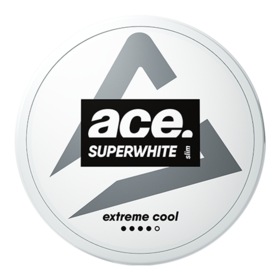 XAce Superwhite Extreme Cool Slim Strong