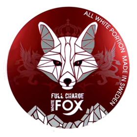 White Fox Full Charge Large Extra Stark
