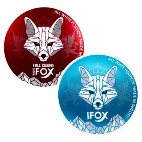 TWO for ONE! - Foxpack Nicotine Pouches