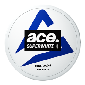 XAce Superwhite Cool Mint Slim Strong