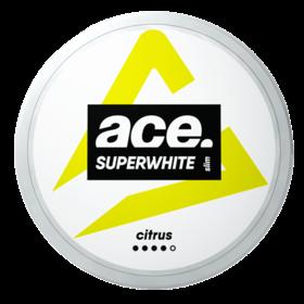 Ace SuperWhite Citrus Slim Normal