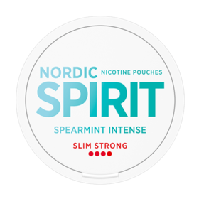 Nordic Spirit Spearmint Intense Slim Extra Strong