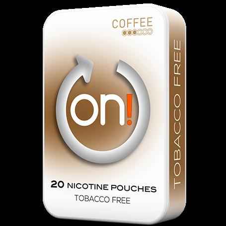 On! Coffee 3 mg mini normal