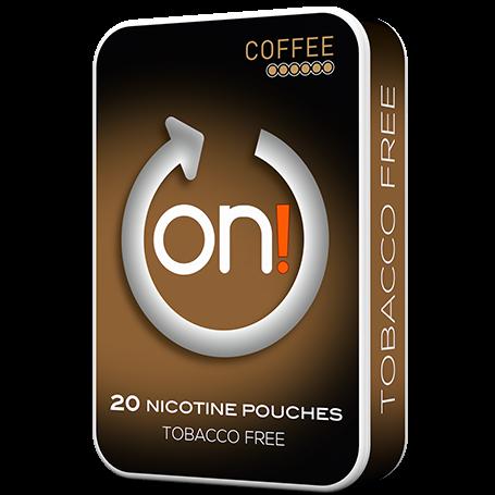 On! Coffee 6 mg mini normal