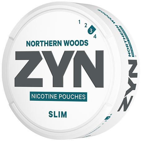 ZYN Northern Woods Slim Normal