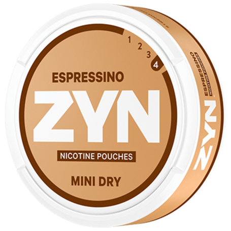 Zyn Espressino Mini Strong