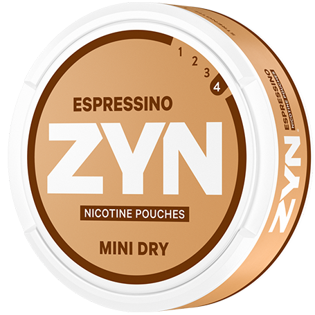 ZYN Dry Espressino Mini Strong