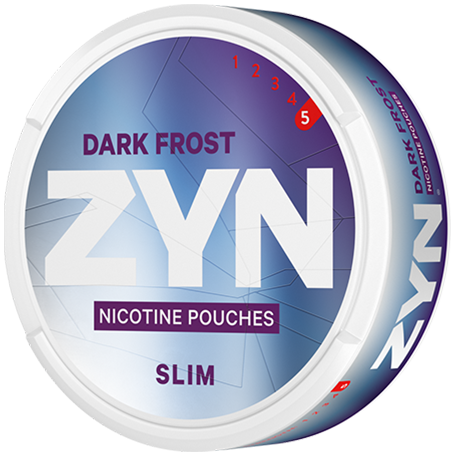 Zyn Dark Frost Slim Extra Strong