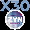 Zyn Dark Frost Slim Extra Stark Valuepack - 30 Dosen
