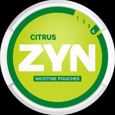 ZYN Citrus Strong
