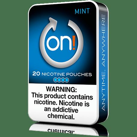On! Mint 4 mg Mini Normal