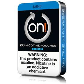 On! Mint 8 mg Mini Strong