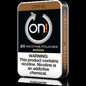On! Coffee 8 mg Mini Strong