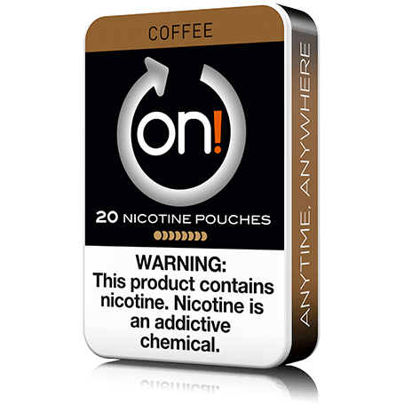 On! Coffee 8 mg Mini Strong