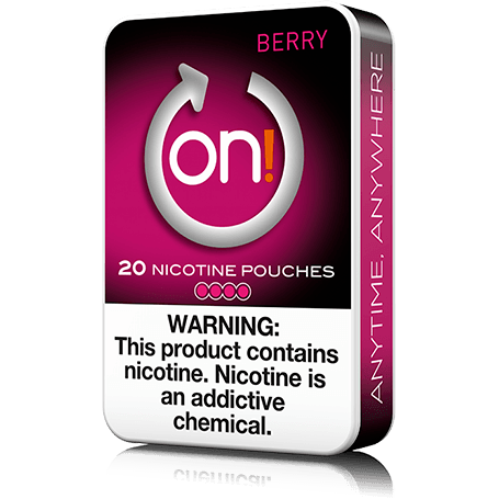 On! Berry 4 mg Mini Normal