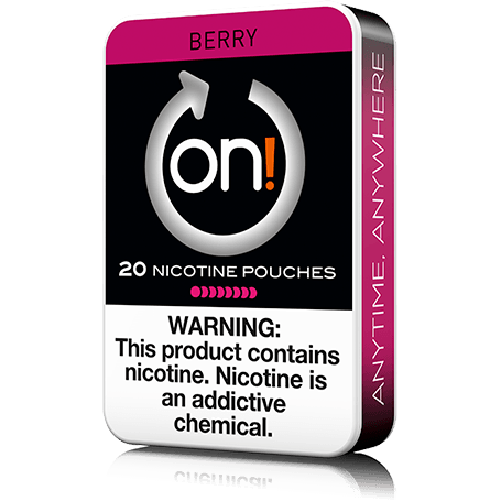 On! Berry 8 mg Mini Strong