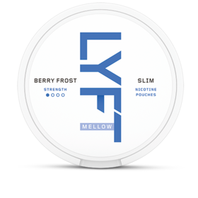 Lyft Berry Frost Mellow 4 mg Slim Normal