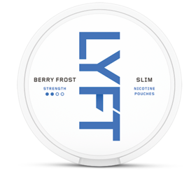 Lyft Berry Frost 6 mg Slim Normal