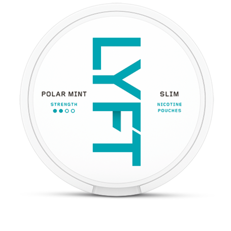 Lyft Polar Mint 6 mg Slim Normal