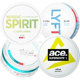 Midsummer Mixpack Nicotine Pouches