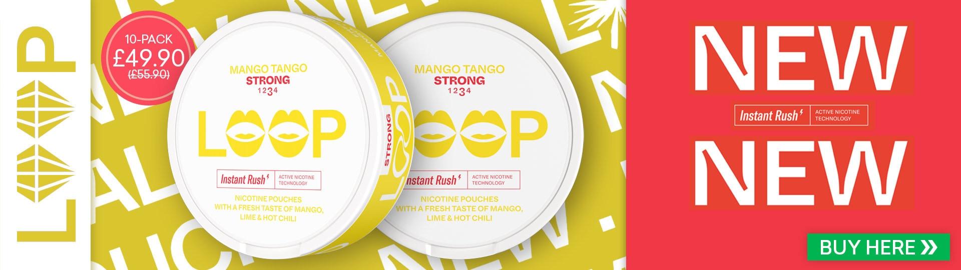 Loop Mango Tango!