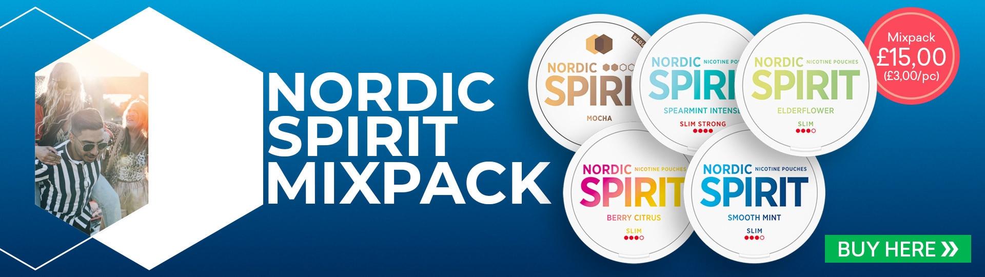 Nordic Spirit Mixpack