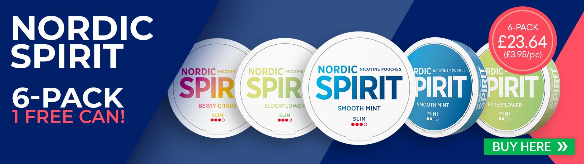 Nordic Spirit 6-pack