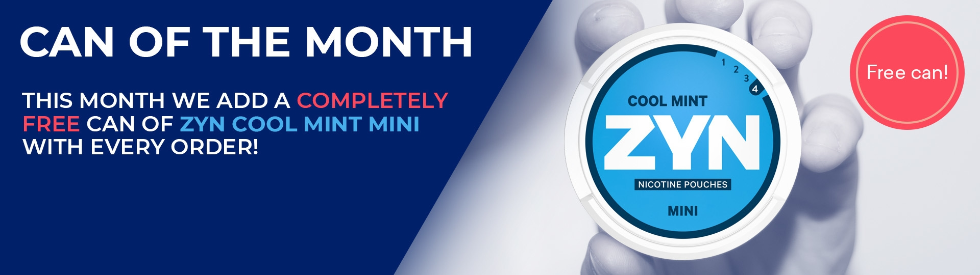 Can of the Month!