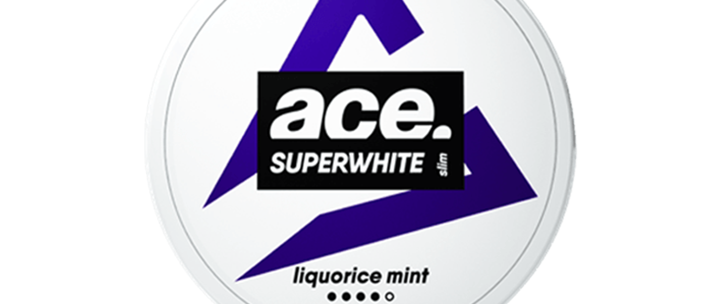 Ace Superwhite Liquorice Review