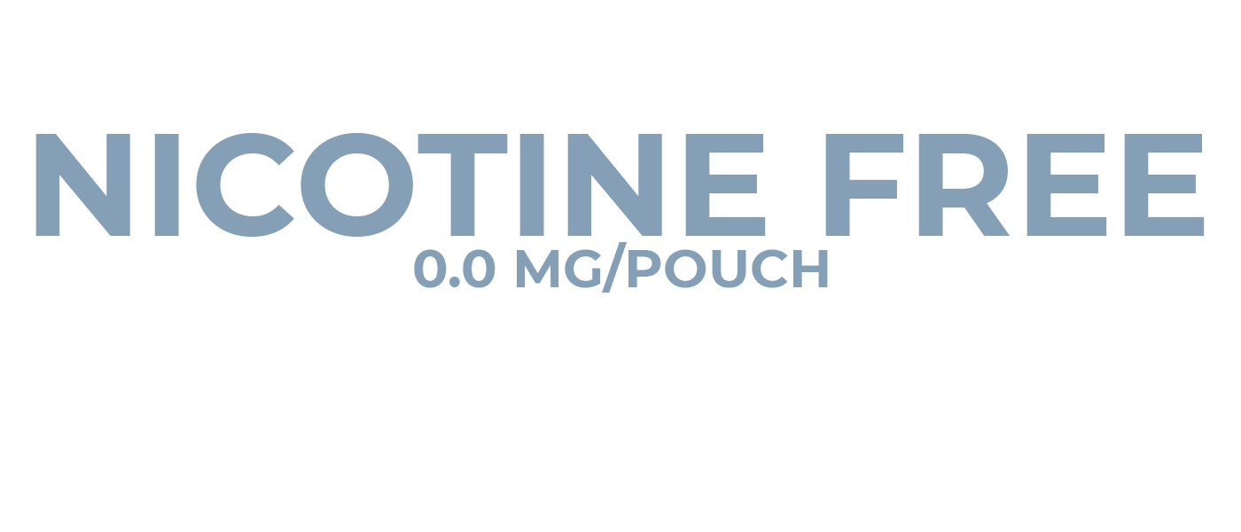 Different Strengths of Nicotine Pouches