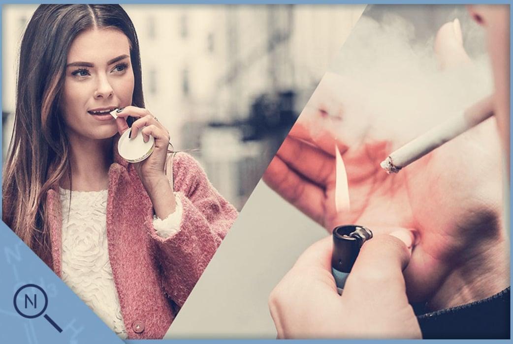 Nikotinflash, Niccokick oder Nikotinschock