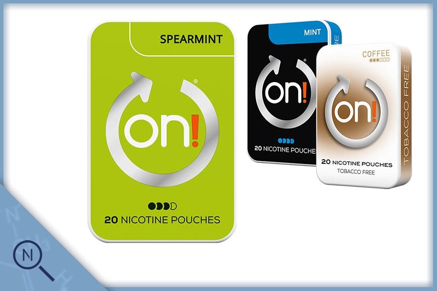 Vad är On! nikotinportioner?