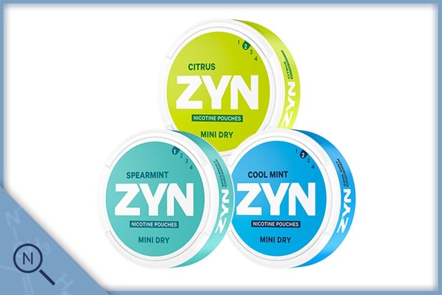 Vad är ZYN nikotinportioner?